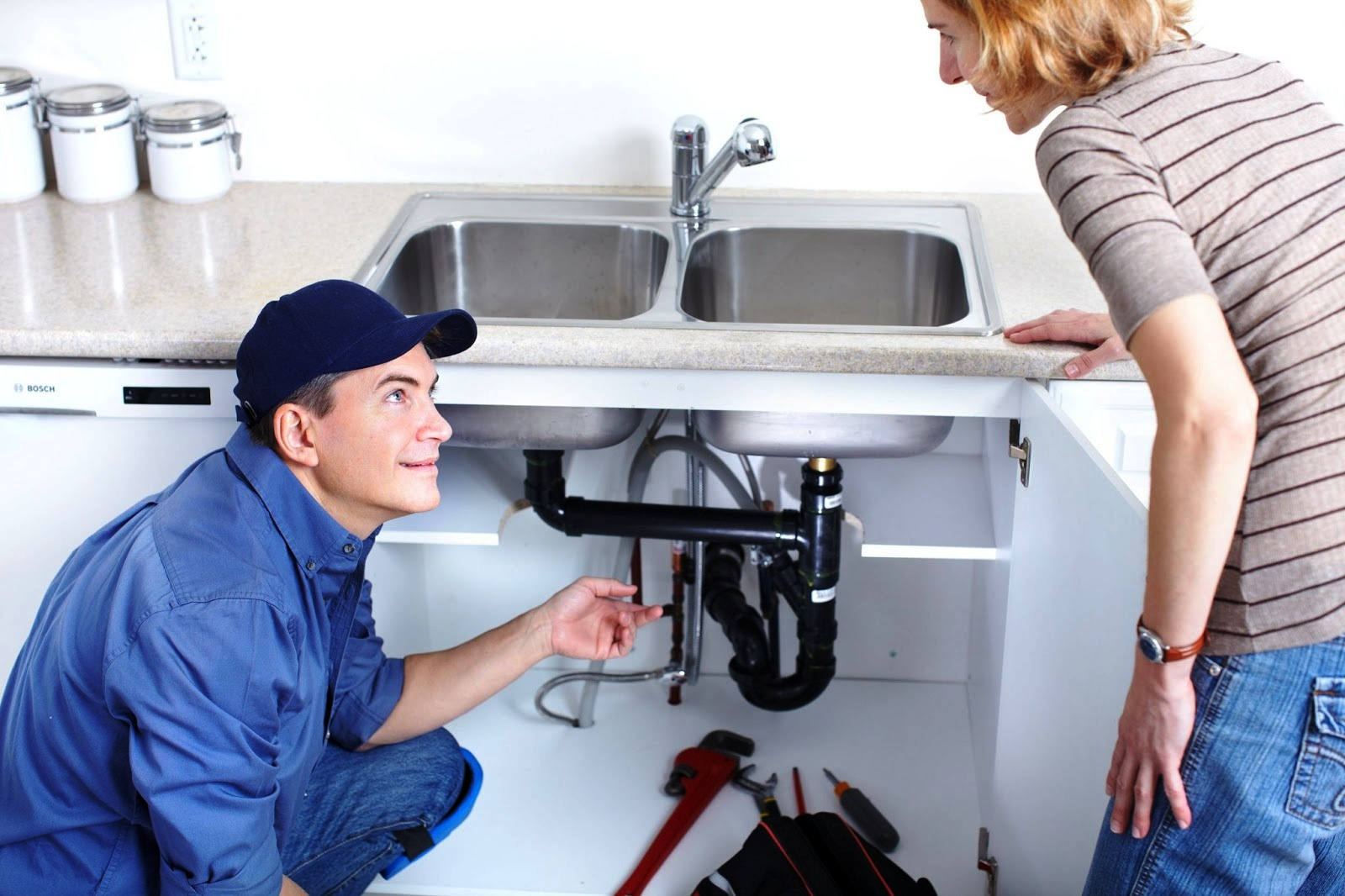 How to Avoid Needing Frequent Drain Cleaning in Your Home in Manhattan , KS?