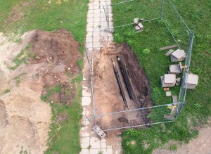 trenching construction services