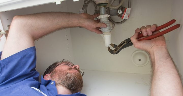 Kitchen plumbing repairs